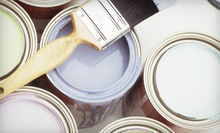 Interior Painting for One, Two, or Three Rooms or Exterior House Repainting from Helbing Group (Up to 75% Off)