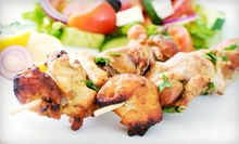 Three-Course Lebanese Meal for Two or Four at Chateau Beirut (Up to 51% Off)