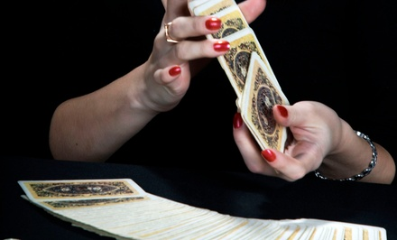 Palm Reading, Tarot-Card Reading, or Psychic and Tarot-Card Reading at The Midland Park Psychic (Up to 69% Off)