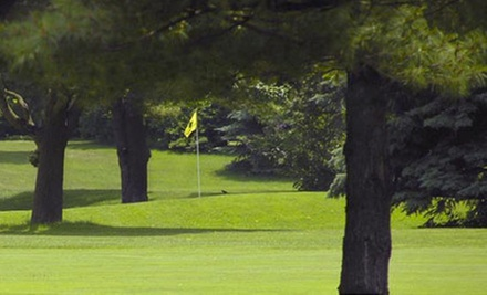 18-Hole Round of Golf with Cart for Two or Four MondayThursday or FridaySunday at Sycamore Golf Club (Up to 65% Off)