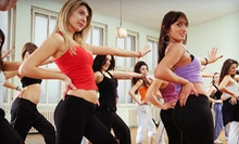 5 or 10 Zumba Classes at Verols Gym (Up to 86% Off)