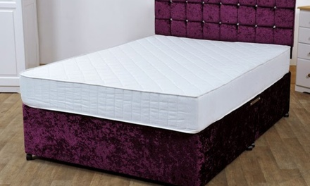 Medium, Firm or Super Firm Foam Mattress