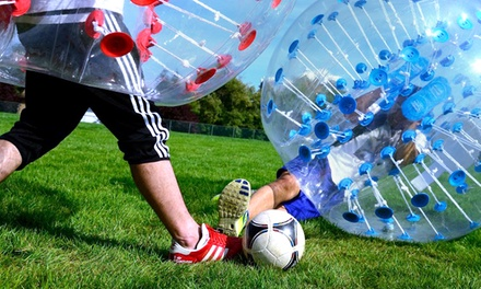 Knockerball Experience for 6 or 12 People from Knocker Squad (Up to 50% Off)