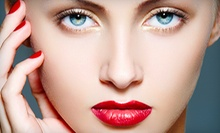 Shellac Manicure or Pedicure, or Moisturizing or Toning Facial at The Green Bath & Beauty Company (Up to 56% Off)
