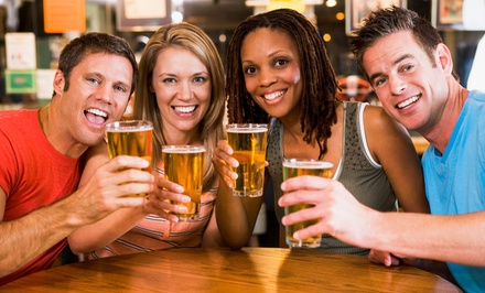Four-Hour Open Bar for 1, 2, or 4 at the 3rd Annual Fight Fire with Beer Festival on August 23 (Up to 46% Off)