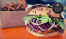Cheeseburgers and Fresh-Cut Fries for One or Two at Burger 55 (Up to 57% Off)