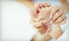 $229 for a Pair of Custom Orthotics with Foot Assessment, 3-D Scan, and Fitting at C F Orthotics (Up to $528 Value)