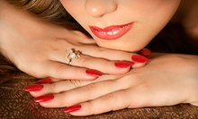 One or Two Shellac Manicures or Spa Mani-Pedis at Simply Enhancing Beauty Lounge (Up to 59% Off)