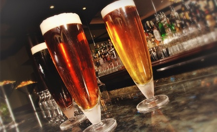 Beer Tasting with Shared Appetizers for Two or Four at Harper's Pub (Up to 54% Off)