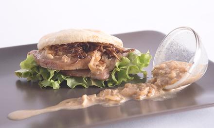 Aripo — Benfica: menu de arepas para 1 ou 2 pessoas com arepa à escolha, acompanhamento, bebida e café desde 4,80€