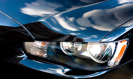Basic Detail Package or Interior/Exterior Detail Package at Advanced Detail Service Mobile (Up to 57% Off)