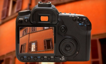 Three-Hour or Three-Session Intro to Photography Class for One or Two at Cain Images (Up to 84% Off)