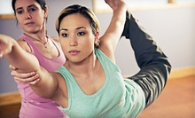 10 or 20 Yoga Classes at Yoga New York (Up to 84% Off)