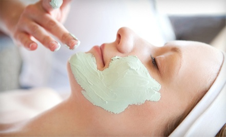 One or Three Facials at The Day Spa &amp; Salon at Sundance Plaza (Up to 52% Off)