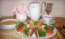 $10 for $20 Worth of Tea and Café Food at Coco's Tea Room & Bistro