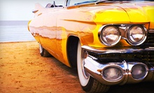 Interior and Exterior Auto-Detailing Packages at Hybird Auto Cleaning Service (Up to 69% Off). Two Options Available.