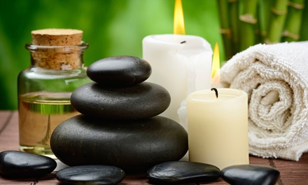 One or Two Massages with Hot Stone Reflexology and Aromatherapy Treatments (Up to 55% Off)