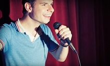 Comedy Show for Two Plus Appetizer at Toledo Funny Bone (Up to 61% Off). Two Options Available.