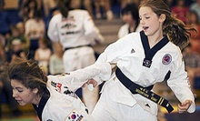 10 Martial-Arts Classes or One Month of Unlimited Classes at K.S. Lee's Best Martial Arts (Up to 60% Off)