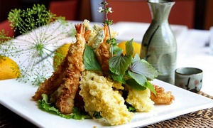 $18 For $30 Worth Of Pan-asian Cuisine For Dinner At Tangerine Fusion & Sushi Bar