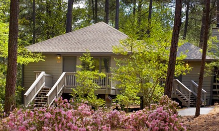 $375 for a Two-Night, Two-Bedroom Southern Pine Cottage Stay at Callaway Gardens ($598 Value)