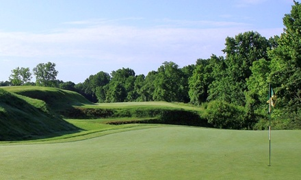 18-Hole Round of Golf for Two or Four with Cart Rental and Range Balls at Inniscrone Golf Club (Up to 52% Off)