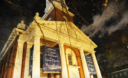 $12 for a Ghost Tour from Ghosts of New Haven ($25 Value)