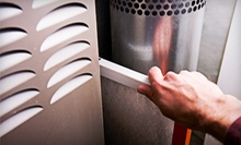 $19 for a Complete Furnace Precision Tune-Up and Safety Inspection from Moore Heating & Air Conditioning ($119 Value)