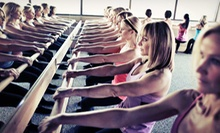 One or Two Weeks of Unlimited Barre Fitness Classes at Pure Barre Redondo Beach (Up to 70% Off)