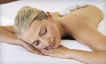 One or Three 60-Minute Hot-Stone Massages at Studio L (51% Off)