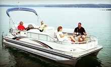 Full-Day Pontoon Rental or Half-Day Jet-Ski Rental from Bartlett Lake (51% Off)