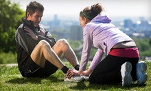 One or Three Personal-Training Sessions at Simply Fit (67% Off)