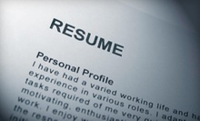 $39 for One-Year Resumè-Distribution Service Subscription to Resume Machine ($97 Value)