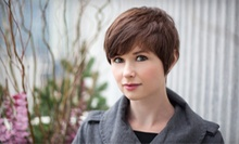 Haircut with Conditioning Treatment and Optional Partial or Full Highlights or Color at Turning Heads (Up to 54% Off)
