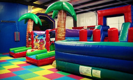 One Week of Kids' Summer Camp for One or Two, or Birthday Party for Up to 20 at Bounce Town (Up to 51% Off)