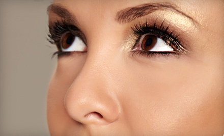 $99 for Permanent Eyeliner or Eyebrows at Walk the Line Permanent Makeup ($350 Value)