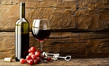 "$39 for a ""How to Be a Wine Snob"" Wine-Tasting Package for Two at Tarpon Springs Castle Winery ($84.50 Value)"