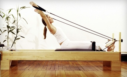 5 or 10 Pilates Classes at KinesioFit Physical Therapy & Pilates (Up to 88% Off)