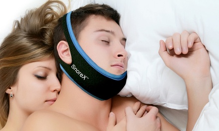 Snore-X Anti-Snoring Jaw Wrap