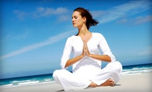$49 for One Month of Unlimited Yoga Classes at Oxygen Yoga &amp; Fitness ($132 Value)
