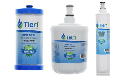 Replacement Water Filters for Samsung, Whirlpool, Frigidaire, Maytag, LG, and GE Refrigerators