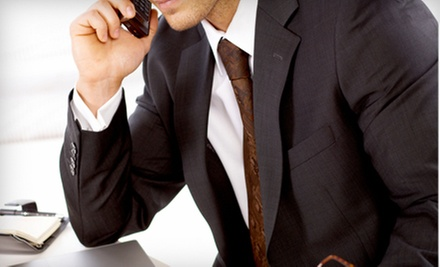 Custom-Tailored Menswear Packages from Valentin's Clothiers & Custom Tailoring (Up to 56% Off)