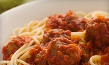 $36.50 for Italian Meal for Two on SundayThursday or FridaySaturday at The Original Antonio's (Up to $83 Value)