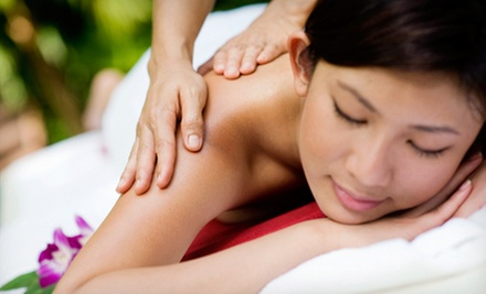 $39 for a One-Hour Deep-Tissue or Therapeutic Massage at Massa Therapeutic Massage ($80 Value)