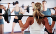 $49 for One Month of Unlimited Training at CrossFit Strength ($125 Value)