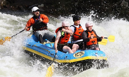 2-Night Whitewater Rafting & Camping Experience for 1 or 2 from Mars On Gravity (Up to 51% Off). Two Options.