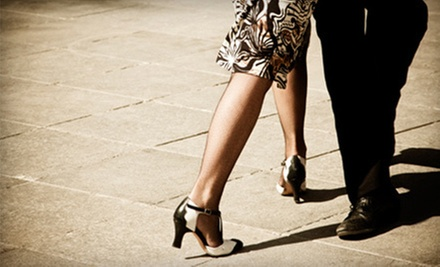 Two or Four Private and Group Dance Lessons for an Individual or Couple at Dance with Grace (Up to 64% Off)
