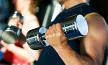 Two-, Four-, or Six-Month Gym Membership at Sheraton Fitness (Up to 87% Off)