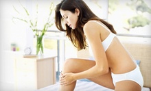 3 or 6 Laser Hair-Removal Treatments on a Small, Medium, or Large Area at Tropez Med Spa (Up to 91% Off)