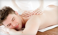 $49 for a One-Hour Melt Down Massage at Sacred Lotus Skincare & Holistic Wellness ($120 Value)